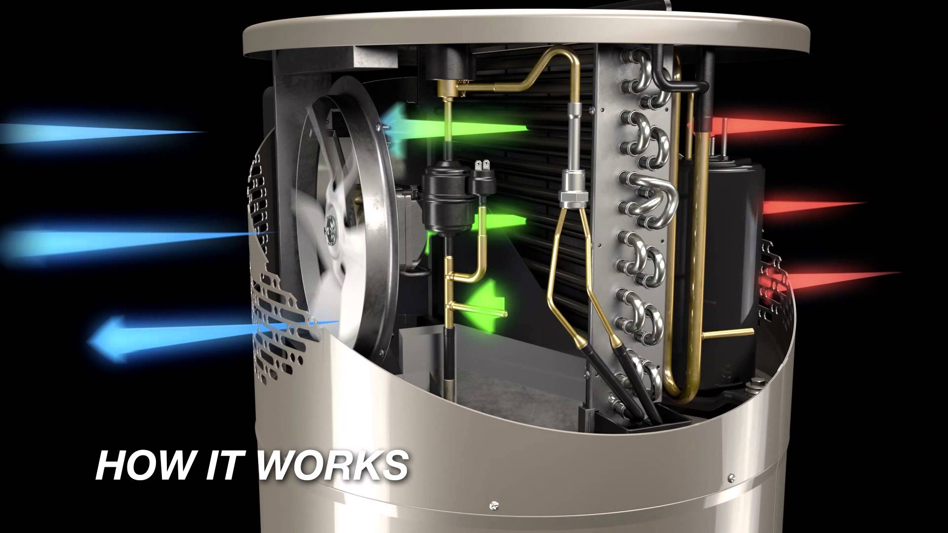 Get More Hot Water Cool Your Garage And Save Money