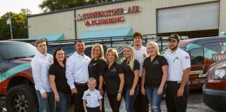 cornerstone air tampa