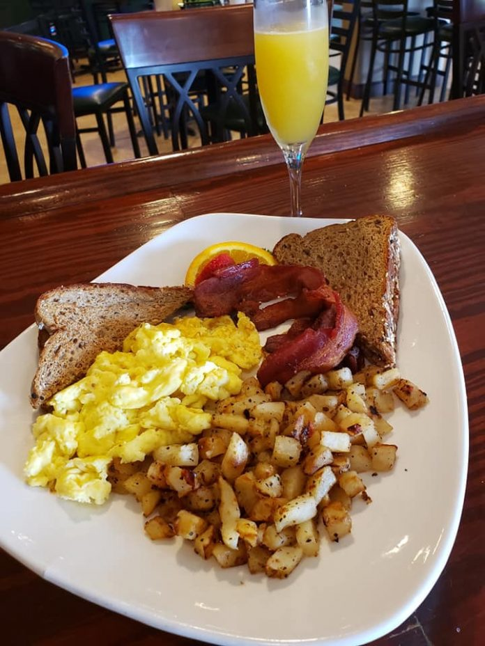 The Crooked Wood Brunch East Lake